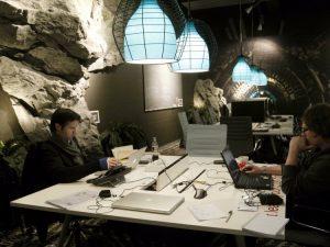 Oficinas de Google Cueva