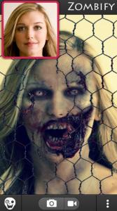 efecto zombie